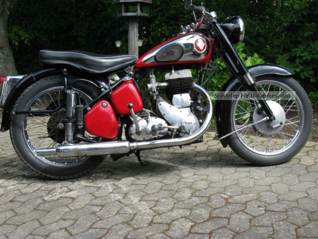BSA  M21 1960 Vintage, Classic and Old Bikes photo