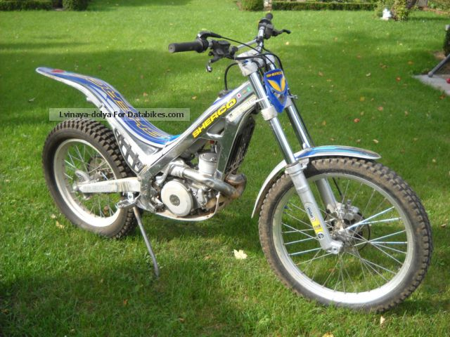 Sherco  2.5 Trial 2004 Other photo