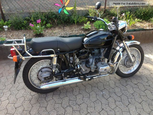 2000 Ural  Solo Motorcycle Motorcycle photo