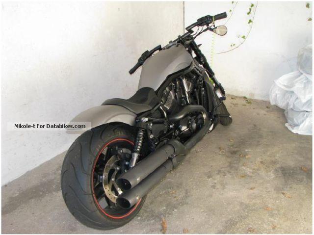 2013 Harley Davidson  Harley-Davidson V-Rod / Night Rod Motorcycle Chopper/Cruiser photo