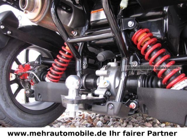 2012 Cectek Quad drift 500 T5 Rear Diff * test drive now *