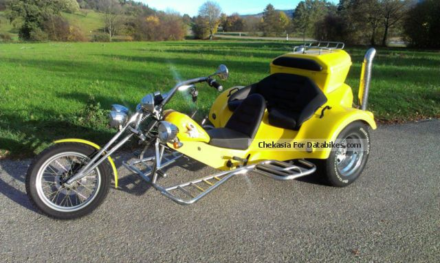 2012 Rewaco  Chopper Motorcycle Trike photo