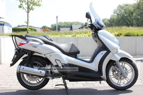2011 Yamaha  X-CITY 250 FB1 Motorcycle Scooter photo