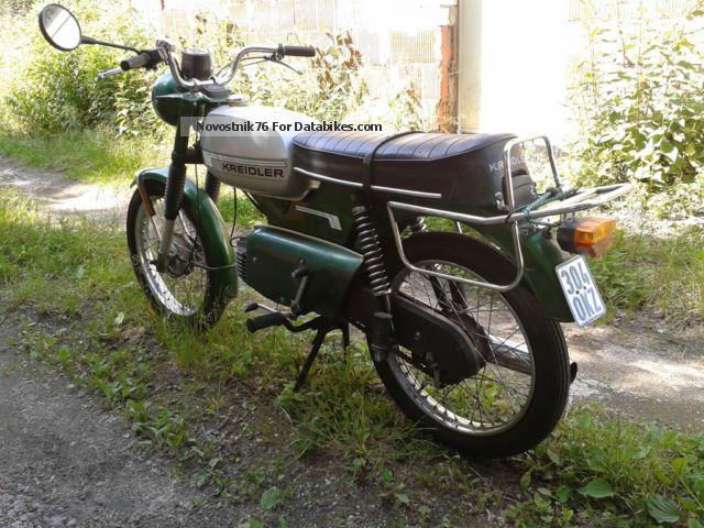 1979 Kreidler  Foil Motorcycle Motor-assisted Bicycle/Small Moped photo