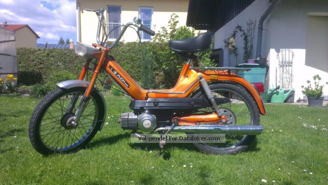 Puch  Maxi L 1972 Vintage, Classic and Old Bikes photo