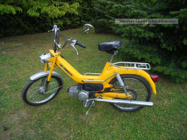 Puch  Maxi moped 2 1976 Vintage, Classic and Old Bikes photo