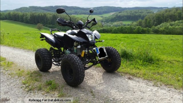 2013 Bashan  BSP 50 11B Motorcycle Quad photo