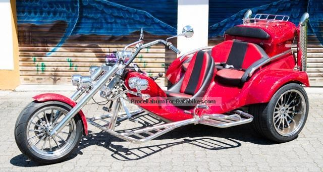 2013 Rewaco  FX 5 Family Motorcycle Trike photo