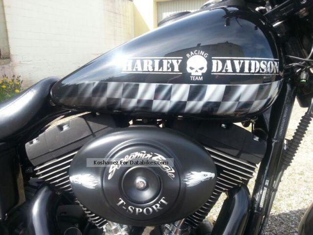 Harley Davidson  Harley-Davidson dyna 2001 Chopper/Cruiser photo