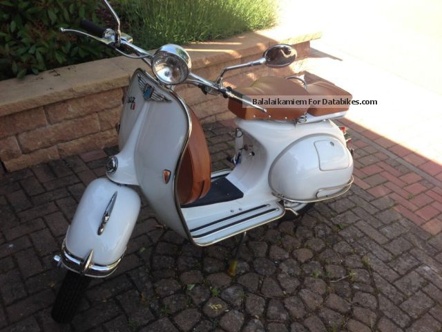 Vespa  150 VBC 1967 Vintage, Classic and Old Bikes photo
