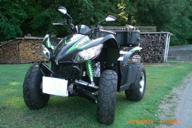 2013 Arctic Cat  XC450 Motorcycle Quad photo