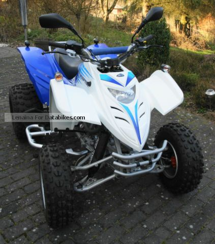 2013 Adly  Sport 300 Interceptor Motorcycle Quad photo