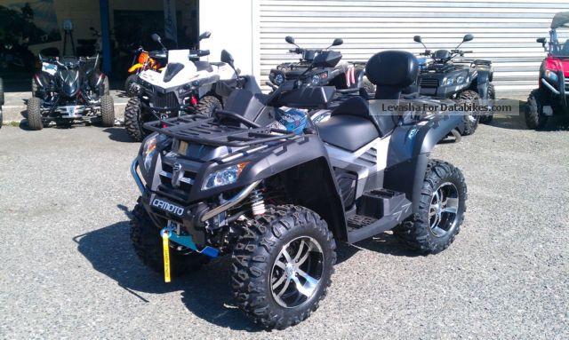 2012 CFMOTO  ATV Terra Lander CForce 800 LOF approval! Motorcycle Quad photo
