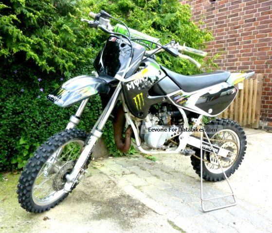2002 Kawasaki  KX65 top condition Motorcycle Rally/Cross photo