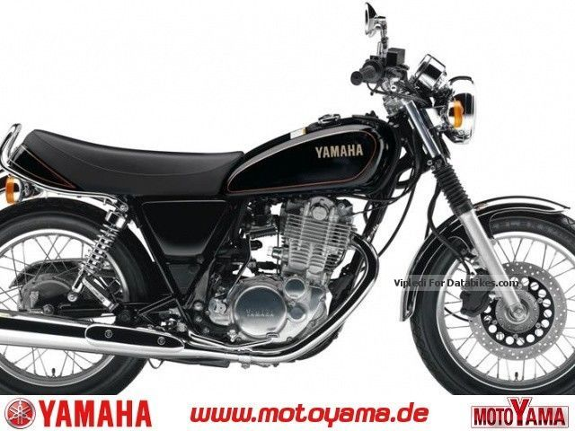 2012 Yamaha  SR400, 2014 New \ Motorcycle Motorcycle photo