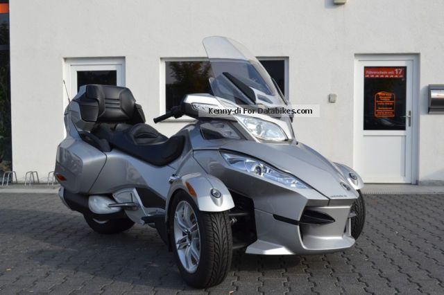 2012 Can Am  Spyder Touring Motorcycle Other photo