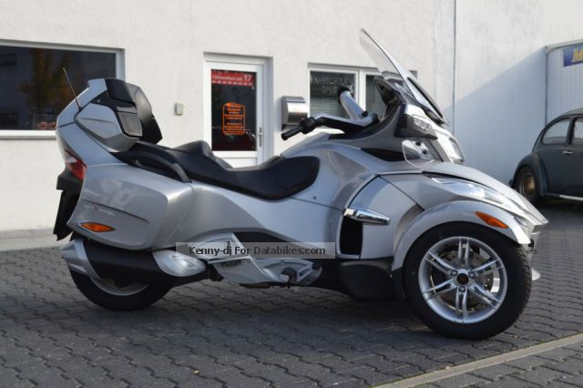 2012 Can Am Spyder Touring
