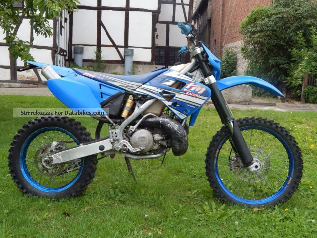 2001 TM  EN 250 2T Motorcycle Enduro/Touring Enduro photo