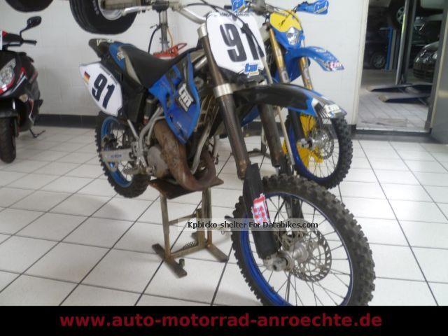 2002 TM  Tm Racing 85 middle wheel Motorcycle Rally/Cross photo