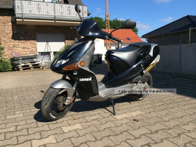 1999 Derbi  Predator Motorcycle Motor-assisted Bicycle/Small Moped photo