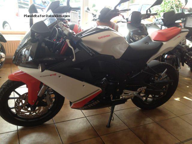 2012 Derbi  125 4T 4V Motorcycle Lightweight Motorcycle/Motorbike photo