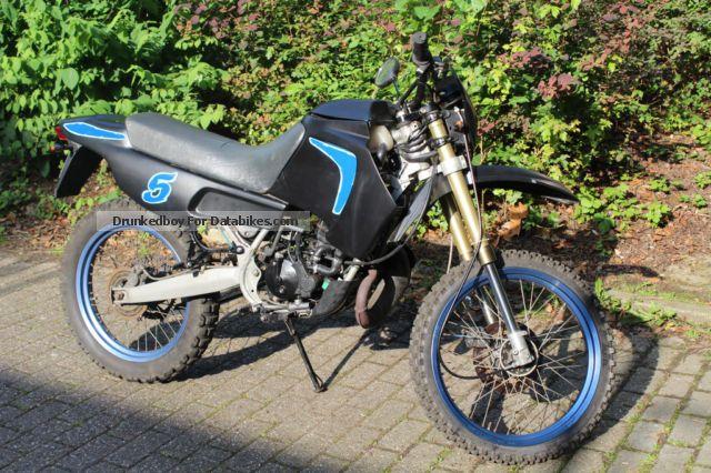 1997 Derbi  senda 50cc Motorcycle Motor-assisted Bicycle/Small Moped photo