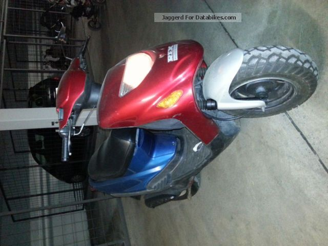 1999 SMC  REX 50 Motorcycle Scooter photo