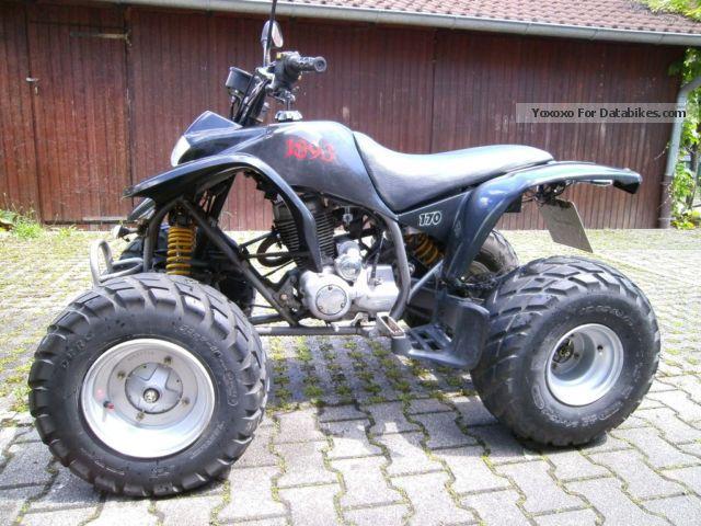 2003 SMC  170 Motorcycle Quad photo