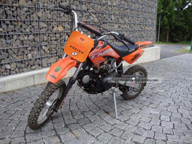 Explorer  125 2012 Dirt Bike photo