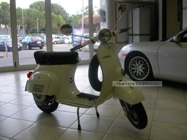 Piaggio  Primavera 125 1974 Vintage, Classic and Old Bikes photo