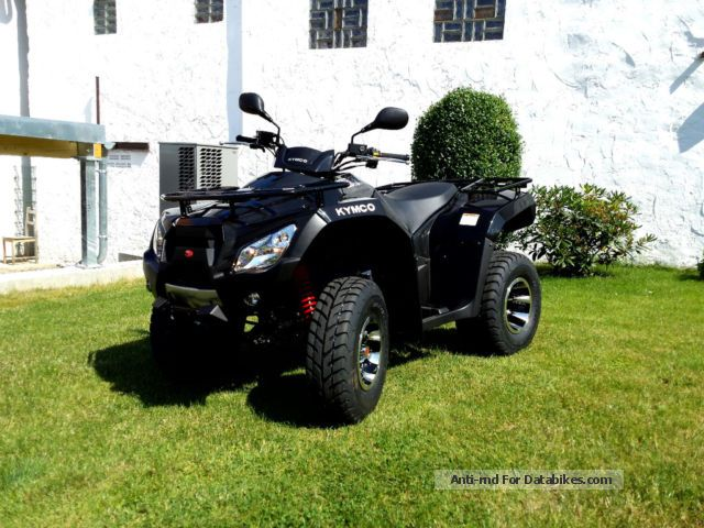 2014 Kymco  oooooo MXU 300R 0Km not yet approved oooooo Motorcycle Quad photo
