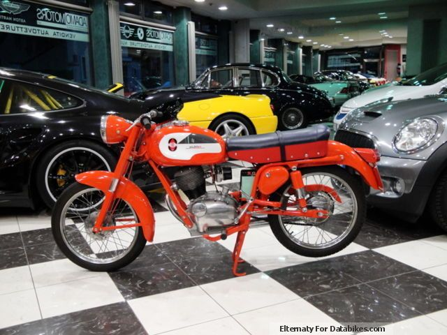 Gilera  G98 Giubileo 1965 Vintage, Classic and Old Bikes photo