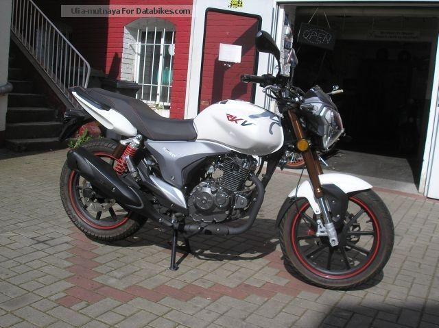 2014 Keeway  RKV 125 -\u003e 1.Hand 1000 km warranty Motorcycle Lightweight Motorcycle/Motorbike photo