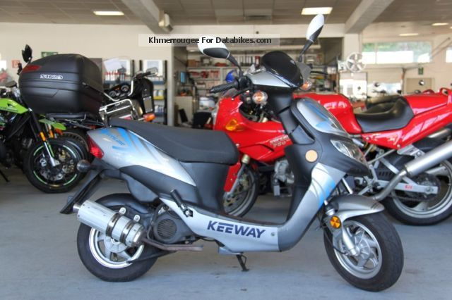 2013 Keeway  Easy 45 only 5,000 Km with topcase! Motorcycle Scooter photo