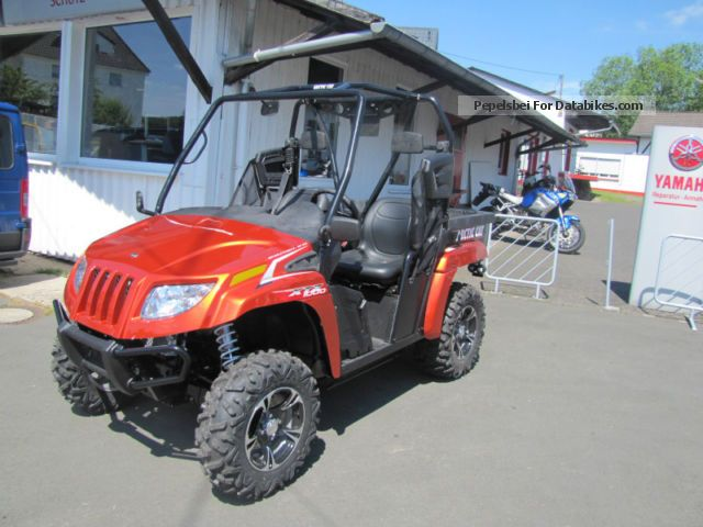 Arctic Cat  XTZ 1000 - Special Price - LOF approval 2012 Other photo