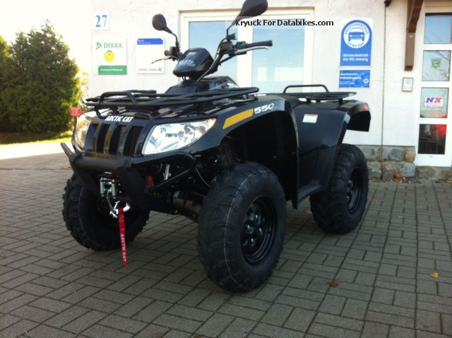 2014 Arctic Cat  550i new car! Motorcycle Quad photo