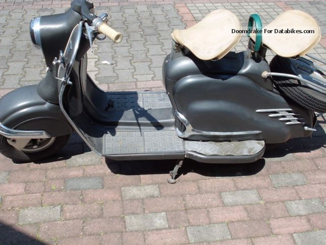 NSU  Prima D type 11/56 TÜV New 1956 Vintage, Classic and Old Bikes photo