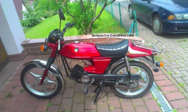 1987 Puch  N 50-3 Motorcycle Motor-assisted Bicycle/Small Moped photo