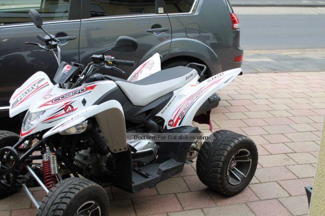 2013 Aeon  400 Supermoto Motorcycle Quad photo