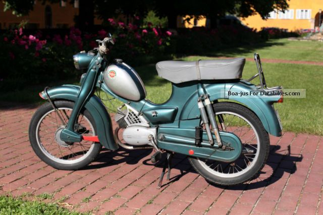 Zundapp  Zündapp Super Combinette Mod 433 1963 Vintage, Classic and Old Bikes photo