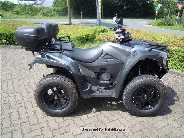 2013 kymco mxu 700 exi lof few kilometers. Black Bedroom Furniture Sets. Home Design Ideas