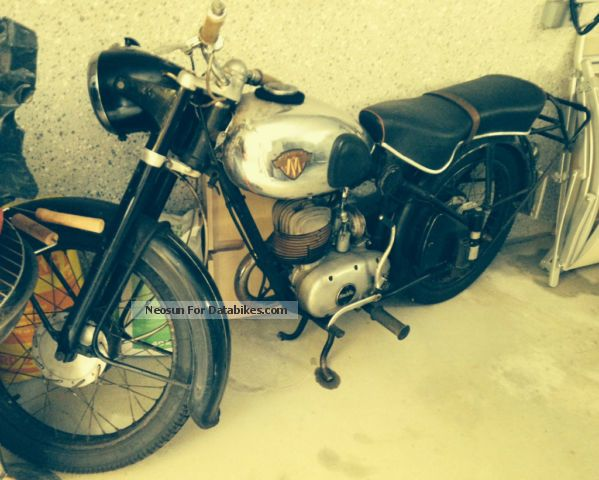 Maico  175 M / T 1954 Vintage, Classic and Old Bikes photo