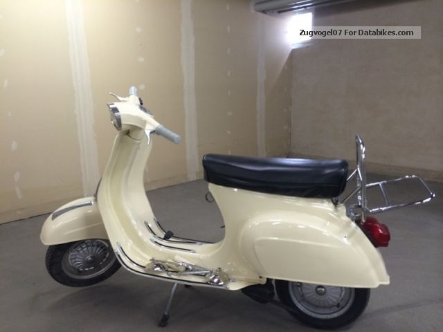 Vespa  V50 Special 1960 Vintage, Classic and Old Bikes photo