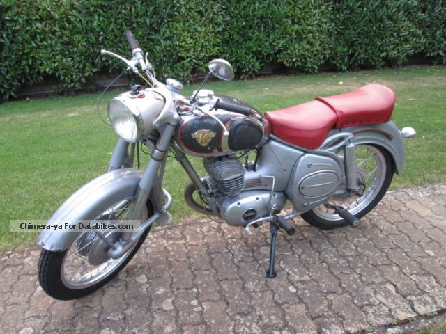 Maico  M 175 SS Super Sport 1960 Vintage, Classic and Old Bikes photo