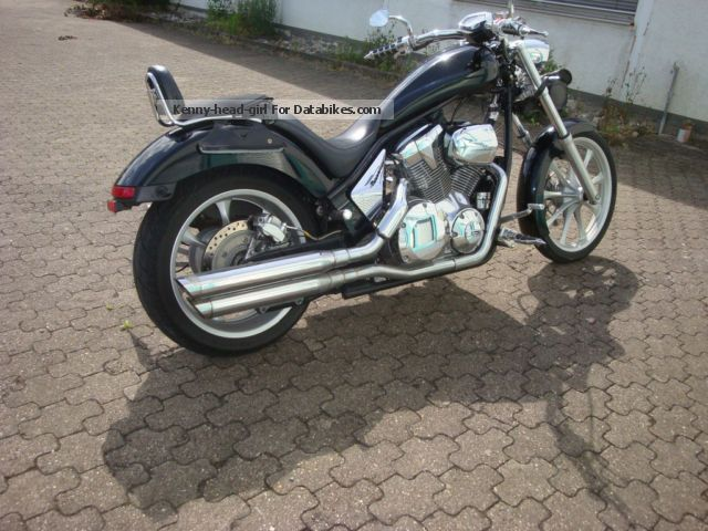 2012 Honda  VT1300CXA Motorcycle Chopper/Cruiser photo