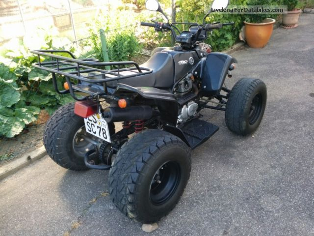 2005 Lifan  senchen Motorcycle Quad photo