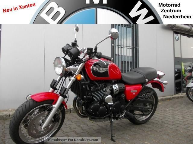 1999 Triumph  Thunderbird Sport 1 hand top condition! Motorcycle Motorcycle photo