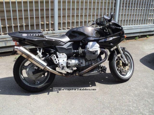 1998 Moto Guzzi  1100 Sport Motorcycle Sports/Super Sports Bike photo