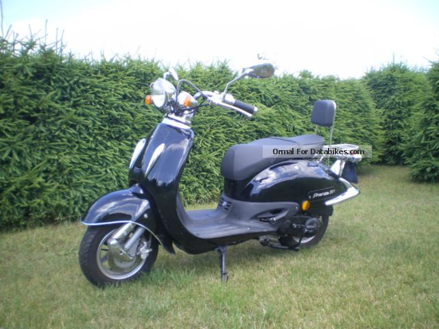 2009 Zhongyu  zn50qt Motorcycle Motor-assisted Bicycle/Small Moped photo