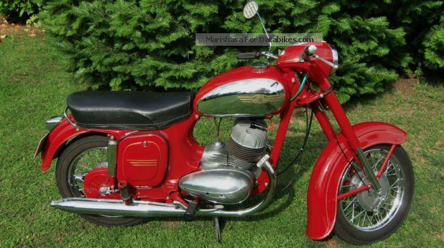 2012 Jawa  360 Motorcycle Motorcycle photo